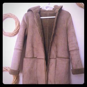 Jackets & Blazers - spring autumn sheepskin coat